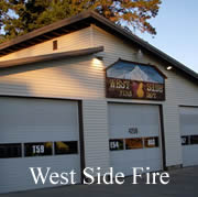 West Side Fire
